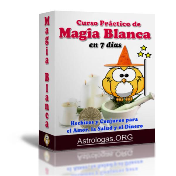 curso magia blanca gratis