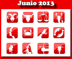 horoscopo junio 2013