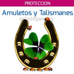 amuletos y talismanes de proteccion